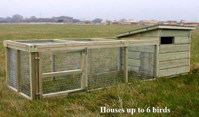 Animal Arks The Lynher poultry house