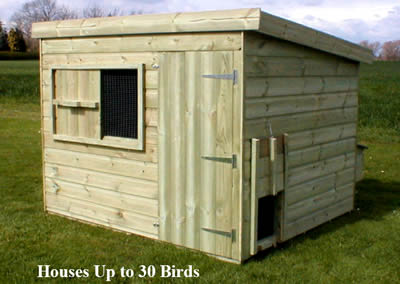 Animal Arks The Fal poultry house