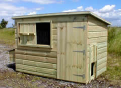 Poultry Houses and Arks