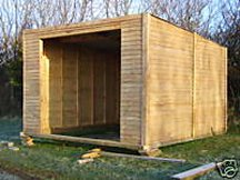 Animal Arks Field Shelter 12ft x 12ft